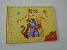"""livre naissance """"ALBUM SOUVENIR """" winnie l'ourson"""