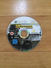 Operation Flashpoint: Dragon Rising Para Xbox 360 * disco solamente *