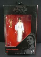 "Star Wars The Black Series  3.75""  Princess Leia Organa Action Figure New 2015"