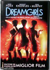 Dvd Dreamgirls con Beyoncé Knowles 2006 Usato
