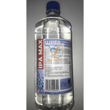 ALCOOL ISOPROPILICO 1LT PULIZIA PLASTICA VETRI OTTICHE OSSIDO SCHEDA MADRE APPLE