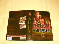 JAQUETTE VHS Le Roi Scorpion The Rock Dwayne Johnson