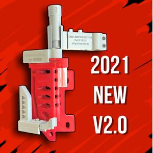 Complete Progress Case Feeding System V2.0, Designed for Hornady LNL AP Press