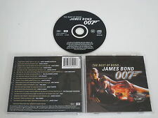 VARIOUS/THE BEST OF BOND ...JAMES BOND(CAPITOL-EMI 7243 5 23294 2 7) CD ALBUM