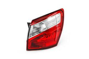 For Nissan Qashqai Rear Light Right LED 10-14 Tail Lamps Pair Driver Passenger