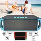 Bluetooth Rechargeable Wireless Speaker Portable Outdoor Hot USB NEW Stereo K5P2