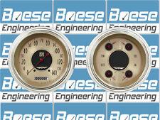 1947-1953 Chevy Truck Billet Aluminum Gauge Panel Dash Insert Instrument Cluster