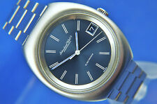 Vintage IWC International Watch Company Electronic F300Hz Watch Minty