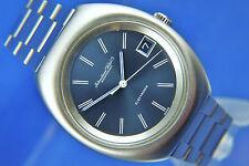 VINTAGE IWC International Watch Company elettronico F300Hz Orologio Minty