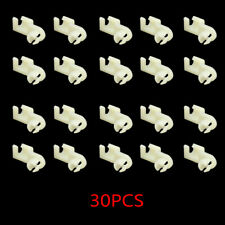 30x Tailgate Handle Rod Latch Clips For Silverado GMC Tahoe 14037239 15545178