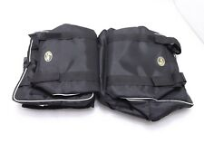 BRAND NEW ROYAL ENFIELD REAR CARRIER TOURING DOUBLE BAG #RE230 @pummy