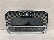 AUDI A6 S6 SALOON ESTATE C7 2011-2014 FRONT BUMPER GRILL RS STYLE [13RS6-1]