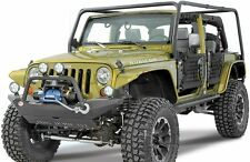 Body Armor 4X4 Cargo Rack Base Unit 07-16 Jeep Wrangler Unlimited 4 Door JK-6124