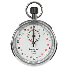 8578277718b Original Hanhart kronenstopper cronómetro cronómetro stop reloj 1 10 seg.  clasif.
