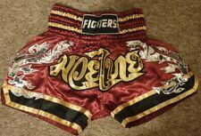 Fighters Muay Thai / Thaiboxing MMA shorts - Thai XL, UK S