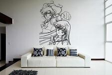 Wall Vinyl Sticker Decal Anime Manga Sailor Moon Girl VY211