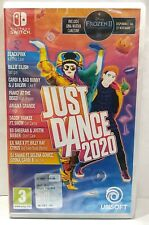 Just Dance 2020 (Nintendo SWITCH, 2019) NUOVO sigillato Ver. Italiana