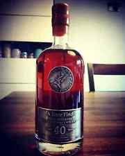 A Rare Find Gleann Mór 40yo whisky very rare limited edition
