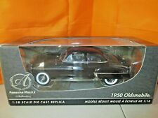 Ertl Authentics 1950 Oldsmobile Limited Edition 1:18 Diecast in Box