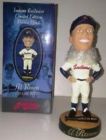 AL ROSEN #7 MLB 1953 A.L. M.V.P. Bobblehead CLEVELAND INDIANS 7/13/03 SGA MINT!!