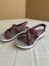 """Womens Clarks """"Cloud Steppers"""" Sandles Size 9 US"""