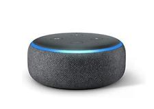 Amazon Echo Dot (3. Generation) Anthrazit | Smart Assistant | Alexa | NEU&OVP