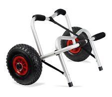 Universal Kayak Trolley – Padded Bars – Canoe Cart – Foldable – Safety Straps