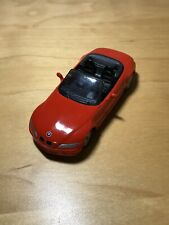 "Voiture miniature ""BMW Z3 Roadster 2.8"" Rouge, WELLY 1/34, N°2039"