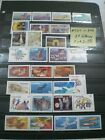 CANADA #757-846 MNH LOT OF 29 STAMPS - FV $5.42