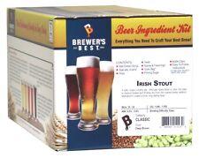 Irish Stout - Brewer's Best 5 Gallon Beer Making Ingredient Kit
