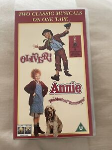 Oliver / Annie (VHS/SUR, 2002)