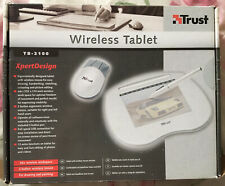 Trust Wireless Tablet TB-2100 XpertDesign Boxed
