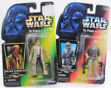Star wars el poder de la fuerza-han Solo Hoth & Endor