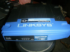 Linksys Befsr41 V2.1 Etherfast 4-Port Cable/Dsl Router With 4-Port Switch