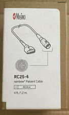 Masimo RC25-4 Rainbow Patient Cable 3628 NEW