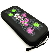 NEW Splatoon 2 Protective Bag For Nintendo Switch Hard Storage Case Travel Shell