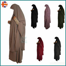 Diamond Khimar con opzionale Niqab Jilbab Abaya, triangolo