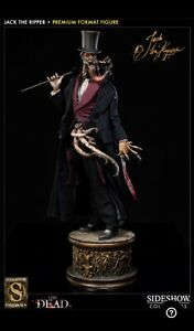 JACK THE RIPPER EXCLUSIVE PREMIUM FORMAT STATUE SIDESHOW BRAND NEW