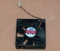 AVC DS08025R12U-011 8025 80mm x 25mm Hydraulic Cooling Fan DC 12V 0.5A