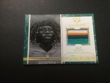 2017 vertex Portraits 4 color Jersey Jersey-Jay Ajayi 4/5. Sickkkk patch. NM