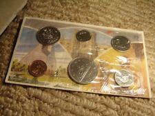 1984 Canada PL RCM Set (6 Coins UNC.)