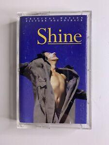 SHINE ORIGINAL SOUNDTRACK - CASSETTE ALBUM -1996 - DAVID HIRSCHFELDER