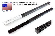 Jawco #1 Nu Thred Thread Restoring File 11-24 TPI SAE MADE IN USA Rethreading