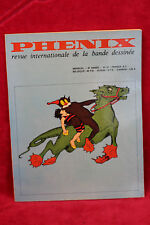 PHENIX REVUE INTERNATIONALE DE LA BANDE DESSINEE 37