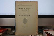 Archivio storico messinese pubblicazione periodica della soc messinese di storia