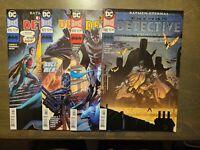 Batman Detective Comics 3 book lot #977,979,980 ~VF-NM(DC Rebirth 2018)