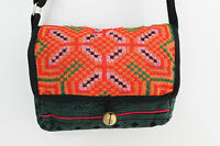 SeasandBreeze BOHO Hippie embroidery women Ethnic TRIBAL sling cross body bag