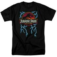 Jurassic Park t-shirt 90's Sci-fi action movie franchise graphic tee UNI1061