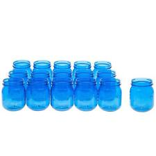 Aladdin Classic Mason Jar Cup Pack 16oz (16Count) - Blue Isle