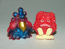 SD Birdon & Garamon Mini Figures! Godzilla Gamera Ultraman